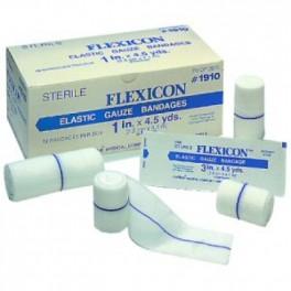 Gasa elastica cohesiva FLEXICON (12 Ud.) 10cmx4m