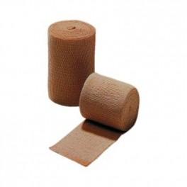 Venda elastica no adhesiva (10 Ud. de 10cm x 4m)
