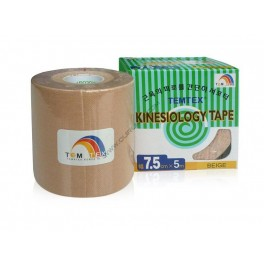 Vendaje neuromuscular 75mm TEMTEX